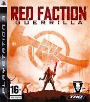 RED FACTION: GUERRILLA PARA PLAYSTATION 3t