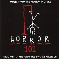 HORROR 101 Music From the Motion Picture 2000 CD Rare OOP Score OST Soundtrack