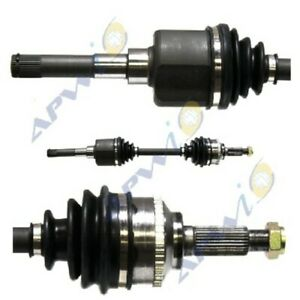 CV Axle Assembly-Auto Trans Front Left APW, Inc. FD8084A