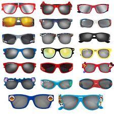 Niños Personaje Gafas de Sol Protección UV Para Vacaciones - Elegir Diseño
