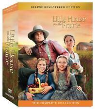 LITTLE HOUSE ON THE PRAIRIE COMPLETE T.V SERIES SEASON 1-9  DVD SET REMASTERED