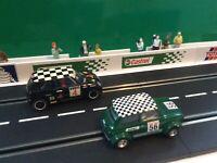 1x 1:32 Scale Castrol racing oil Pit Wall...Ninco Scalextric Carrera SCX Slotcar