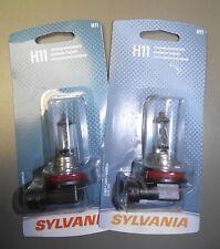 Osram Sylvania H11 Bulbs 55W for Headlamp / Foglight (Lot of 2)