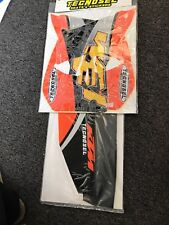Ktm Tecnosel Graphics Decals Seat Cover Nos 1996-1999 Sx 400 620 4 Stroke