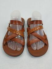 Johnny Bigg Mens Brown Sandal / Shoes Size EUR44 UK9.5 US10.5