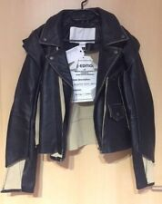 Maison Martin Margiela at H&M Jacke Lederjacke biker jacket  34 size US 4 UK 8