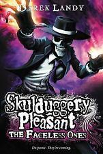 Skulduggery Pleasant: The Faceless Ones: By Derek Landy