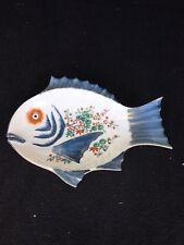 """9 1/4"""" Imari Fish Tray"""