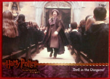 HARRY POTTER - SORCERER'S STONE - Card #054 - TROLL IN THE DUNGEON - Artbox 2005