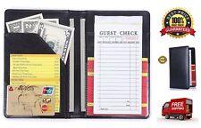 Waiter Book Server Wallet Server Pads Waitress Money Book Restaurant Organizer