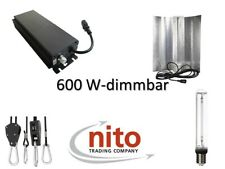 Grow Set 600 W elektrisches Vorschaltgerät EVSG NDL + MH  dimmbar premium Grow