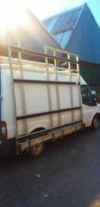 EXTERNAL Van glass carrier racking large