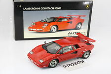 AUTOart 1:18 scale Lamborghini Countach 5000S 1982 (Red) LP500S