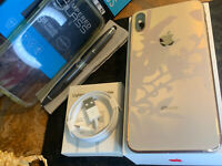 Apple iPhone XS MAX (64gb) Globally Unlocked (A1921) PaRTS {Screen Issue} FMI-ON