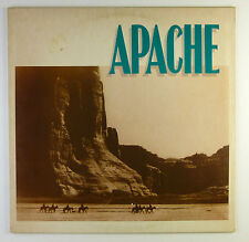 "12"" LP - Apache  - Same - B4533 - washed & cleaned"