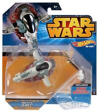 Hot Wheels - Nave di Star Wars Boba Fett Slave 1 (Mattel CKJ63)