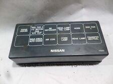 Nissan Patrol GR Y61 97-13 2.8 RD28 SWB relay fuse box top lid cover