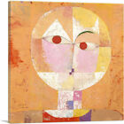 ARTCANVAS Senecio - Soon to be Aged 1922 Canvas Art Print by Paul Klee