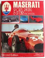 MASERATI SPORTS, RACING & GT CARS FROM 1926 (SECOND EDITION) ISBN:0854293027