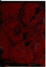 Spawn The Toy Files Design Sketch Card Chase Card D7
