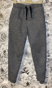 Boys Age 8 (7-8 Years) Grey Jogging Bottoms From Matalan
