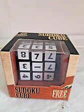 New Sudoku Cube Boxed Mensa