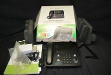 New listing Caption Call 67tb Hearing Impaired Caption Phone Open Box Ships In Box -A7