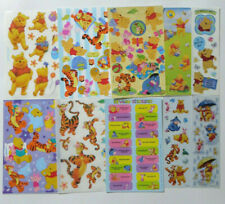 Sandylion Vintage WINNIE THE POOH Individual Sticker Sheets - You Choose