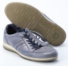 Men's ECCO Blue Lace Up Tennis Shoes Sneakers Size 43 US 9.5