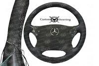 Noir Housse Volant Cuir pour Mercedes W219 Classe CLS 04-10 Nombreux Couleurs