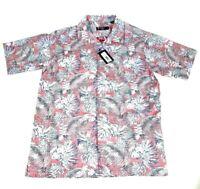 Daniel Cremieux Hawaiian Floral Camp Shirt - NEW $75