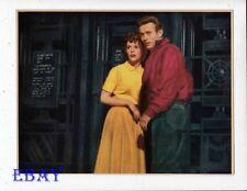 James Dean Natalie Wood VINTAGE Color Card