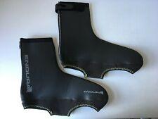 Endura Cycling Road Overshoes Thick Waterproof - Size: Medium - UK Seller