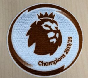 2020/21 Liverpool FC Premier League Champion Patch 2019/20  FREE SHIPPING