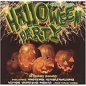 VARIOUS ARTISTS  Halloween Party  CD AL:BUM  NEW - STILL SEALED