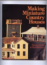 Making Miniature Country Houses