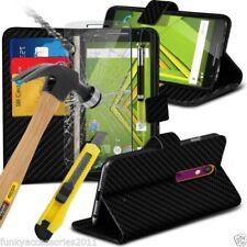 Étuis, housses et coques simples en cuir pour téléphone mobile et assistant personnel (PDA) Huawei