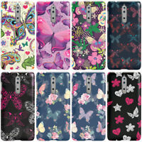 DYEFOR BUTTERFLY PATTERN COLLECTION PHONE CASE COVER FOR NOKIA