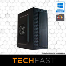 Ryzen 3 2200G GTX 1060 6GB 120GB SSD 8GB DDR4 Gaming Desktop PC