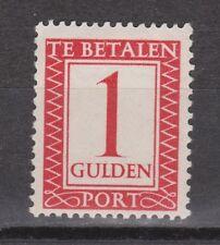 Port nr. 105 ongebruikt MLH NVPH Nederland Netherlands Pays Bas due portzegel