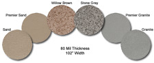 8.5' Wide Seamless MariDeck HD Boat Marine Vinyl Flooring - Outdoor UV 80 mil