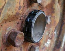 MAZDA RX2 CAPELLA RX3 808 RX4 929 WHEEL HUB CAP CENTRE CAP LOCK RUBBER RINGS 4PC
