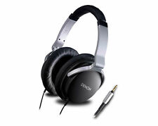 DENON Closed Over Head Headphone AH-D1100 Black