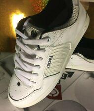 circa skate shoes size 9 men all white
