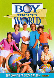 Boy Meets World: Season 6 DVD David Kendall(DIR)
