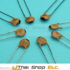 100 pcs 470pF 0.47nF 0.00047uF 50V 2.5mm Ceramic Disc Capacitor