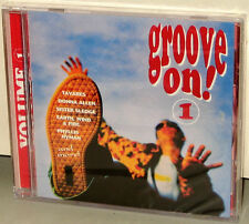 DCC CD DZS-141: Groove On! Volume 1 - Various Artists - 1996 OOP USA SEALED