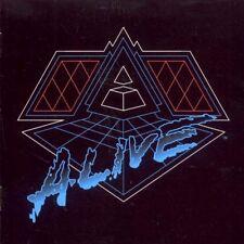 DAFT PUNK ALIVE 2007 SEALED CD NEW