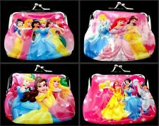 60 pcs  princess children Coin Purse Wallet Party Favor Free shipping