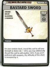 Pathfinder Adventure Card Game - 1x Bastard Sword - Rise of the Runelords